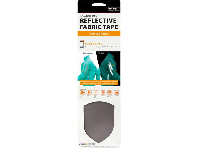GEAR AID Tenacious Reflective Cinturino di riparazione 50cm x 7,6cm